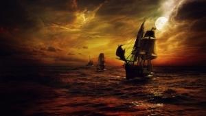 海賊がいる国