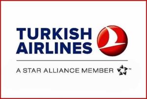 トルコの航空会社ターキッシュエアラインのロゴ