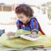 白雪姫が英語の勉強