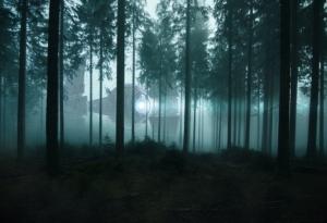 スターウォーズカイロレンとレイの戦闘場所イメージ