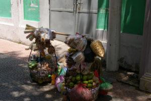 ベトナムホーチミンの街並み