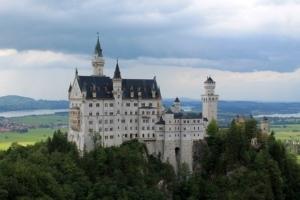 シンデレラ城のモデルはドイツのお城