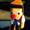 あやつり人形ピノキオの実写イメージ