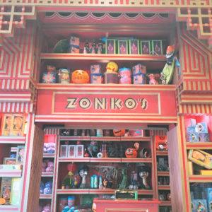ユニバの「ゾンコのイタズラ専門店」