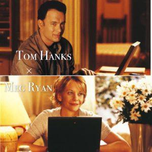 トムハンクスとメグライアンの共演映画