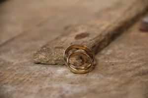 複数の指輪