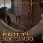 『ワンスアポンアタイム』のミュージカルエピソード、白雪姫とプリンス