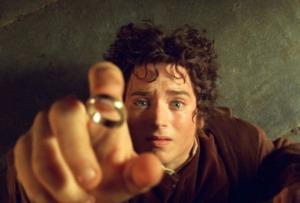 フロドと指輪